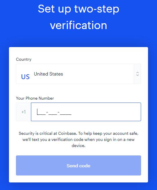 coinbase-two-factor-verification